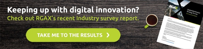 Digital Distribution Strategy Survey: RGAX's 2018 Pulse of the Industry